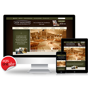 Responsive design - one website for all devices